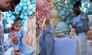 Khloe Kardashian cho phép 'bạn trai phản bội' đến sinh nhật con gái