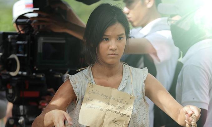 Hoàng Yến Chibi đảm nhận vai nữ chính Sỏi.