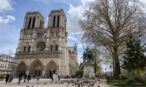 Thăng trầm của Notre Dame - 'trái tim Paris'