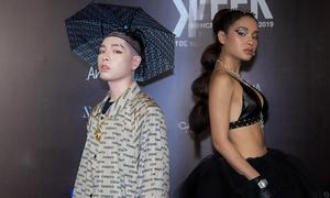 Sao mặc xấu tại tuần lễ thời trang Việt Nam