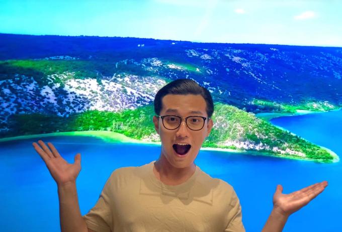 Thử thách dịch chuyển tức thời tại Samsung Showcase thu hút giới trẻ