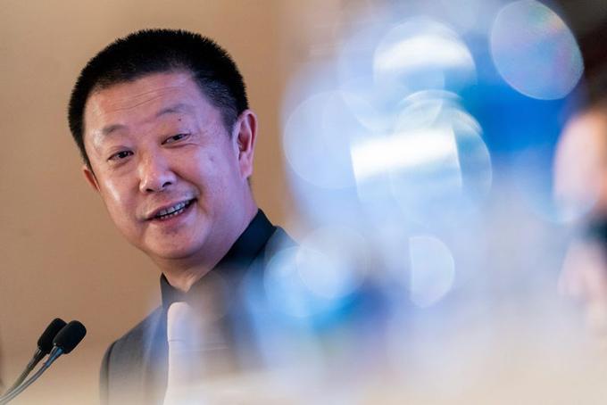 Tỷ phú Zhang Yong. Ảnh: Bloomberg.