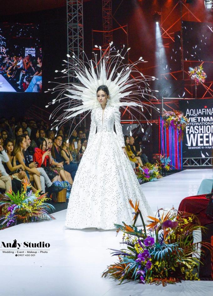 Lejour Flower đồng hành Đức Vincie tại Tuần lễ thời trang Việt Nam - 3