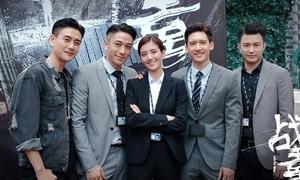 Tông Trạch, Trác Hy đóng phim cùng tình cũ của Lâm Phong