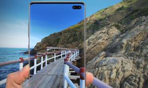 Ba bước sáng tạo ảnh du lịch với smartphone
