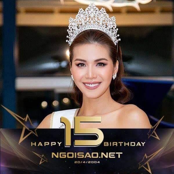 Hoa hậu Siêu quốc gia châu Á Minh Tú.