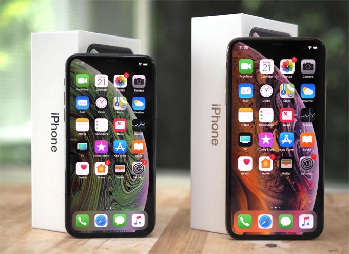 Apple chiếm 73% lợi nhuận thị trường smartphone 2018