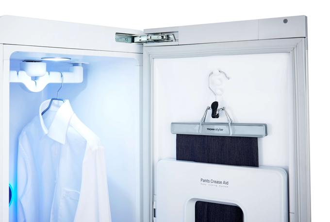 Tủ chăm sóc quần áo thông minh LG Styler giá 50 triệu đồng - 1