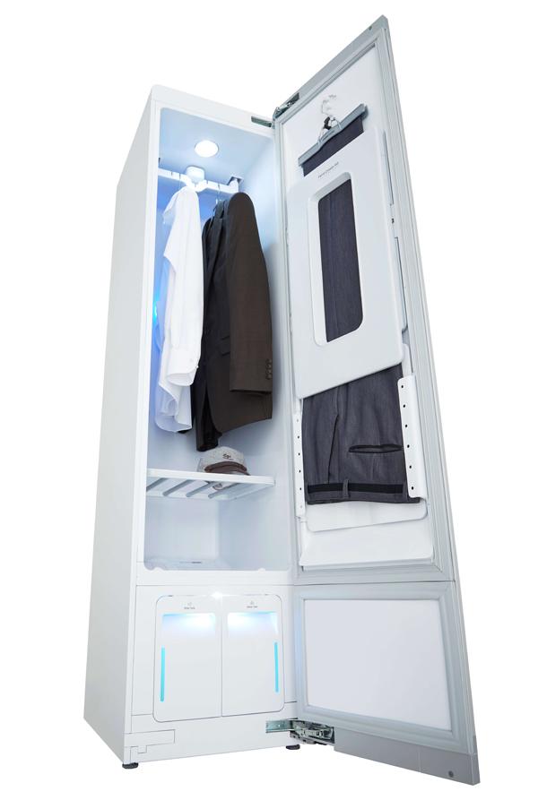 Tủ chăm sóc quần áo thông minh LG Styler giá 50 triệu đồng