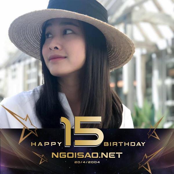 Hoa hậu Dương Mỹ Linh dẫu không còn hoạt động showbiz nhưng vẫn theo dõi tin tức của các đồng nghiệp thông qua báo Ngoisao.net.