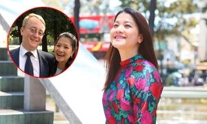 Kim Ngân: 'Chồng chưa bao giờ khiến tôi cảm thấy phụ thuộc kinh tế'