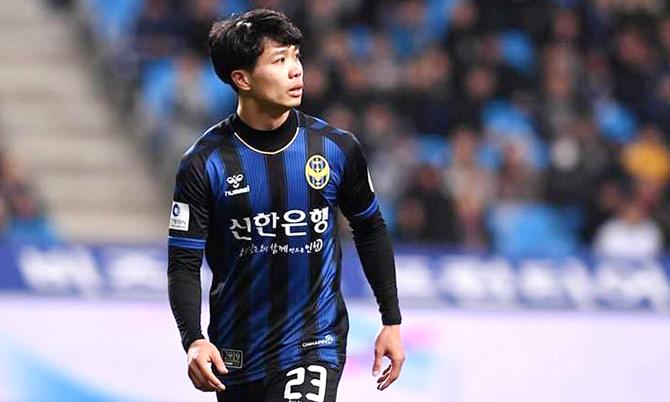 Công Phượng liên tục được ra sân trong những trận đấu vừa qua của Incheon United nhưng chưa ghi được bàn thắng.