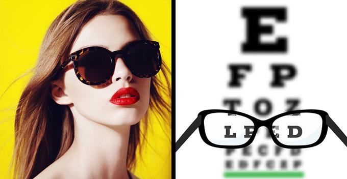 4. Kính râmKhông chỉ bổ sung vẻ sành điệu cho diện mạo, kính râm là món phụ kiện không thể thiếu trong ngày nắng chói để giúp bạn bảo vệ đôi mắt. Cần lưu ý không đeo chúng vào buổi tối hoặc ở điều kiện thiếu sáng, bởi điều này gây thêm áp lực cho mắt, khiến nguy cơ đục thủy tinh thể tăng cao. Bên cạnh đó, bạn phải giữ kính sạch sẽ và tránh sử dụng những loại kính không đảm bảo an toàn 100% khỏi tia UV.