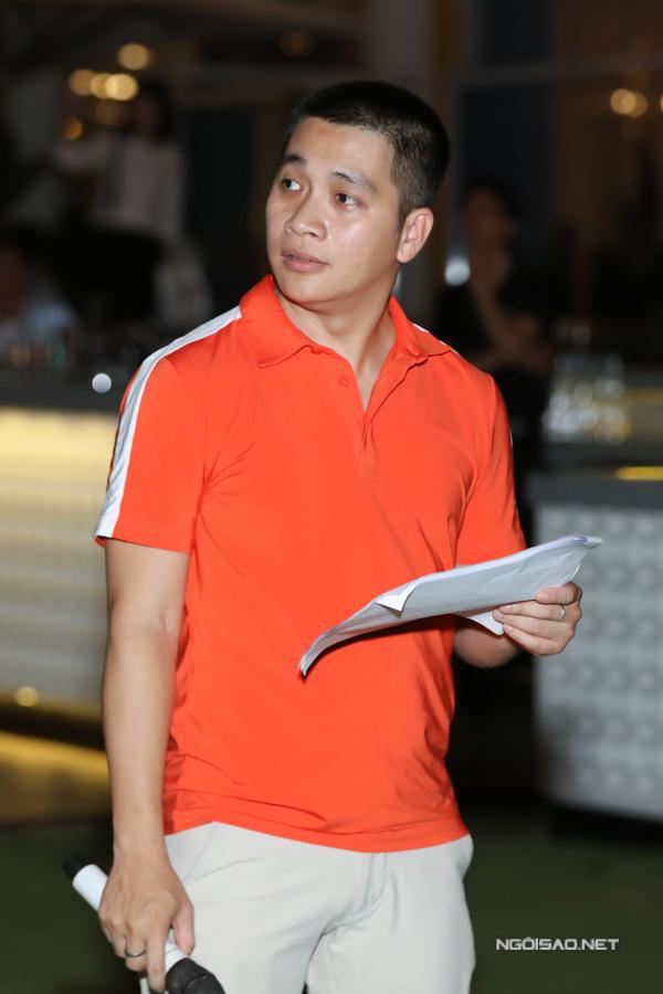 Đạo diễn Nguyễn Ngọc Thụy chỉ đạo thực hiện chương trình.