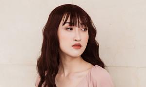Nhan sắc của người mẫu chuyển giới nữ sau 3 tháng 'lột xác'