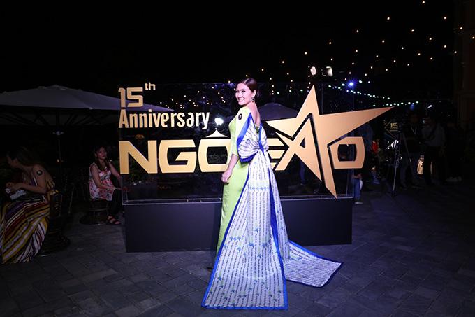 Cặp đôi cho biết, những phóng viên của Ngoisao.net luôn quan tâm, đồng hành cùng họ trong cuộc sống cũng như các dự án phim ảnh. Bất kì khi nào có chuyện gì mới trong sự nghiệp, họ đều chia sẻ với báo.