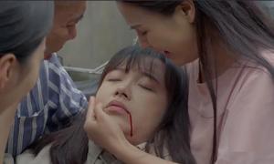 Kim Oanh từng nghĩ đạo diễn đùa khi để nhân vật của mình chết