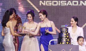 Tiệc sinh nhật 15 năm báo Ngoisao.net