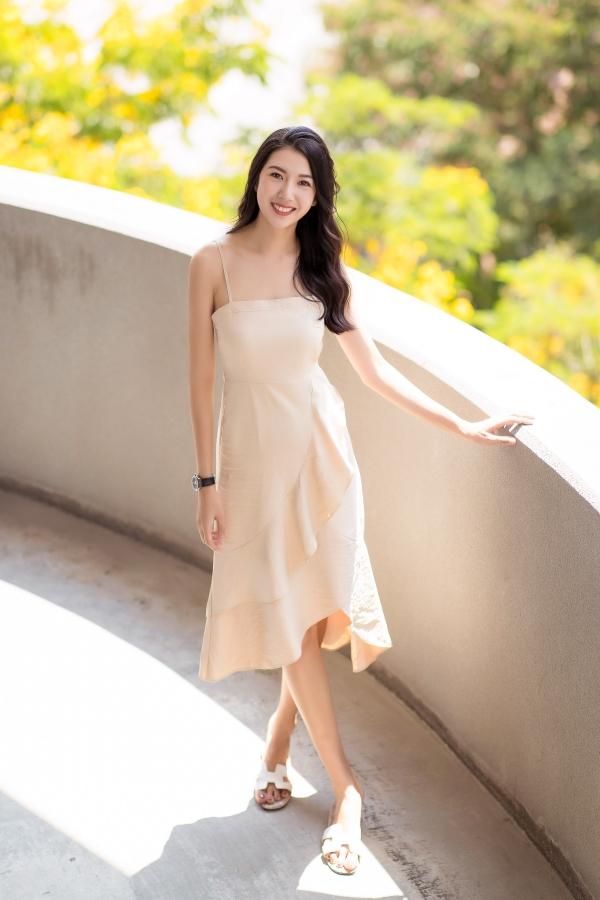 Á hậu Thúy Vân trở lại đi học Đại học - 5