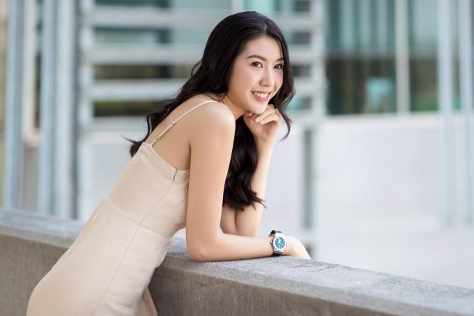 Á hậu Thúy Vân trở lại đi học Đại học - 6