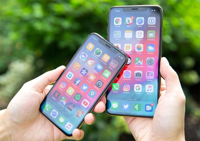 iPhone 2019 sẽ nâng cấp camera selfie
