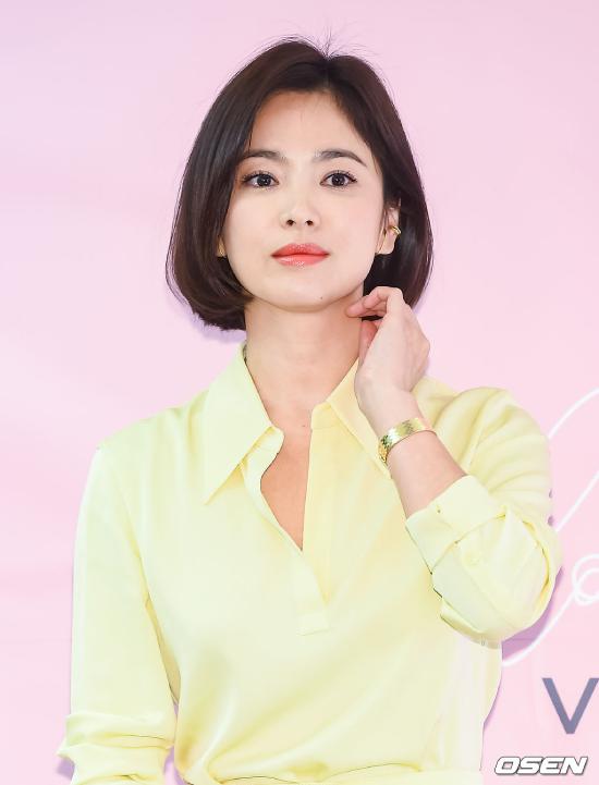Song Hye Kyo lột xác so với thời mới vào nghề - 4