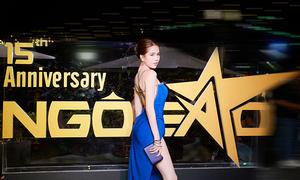 Ngọc Trinh đầu tư hàng hiệu đi sinh nhật Ngoisao.net