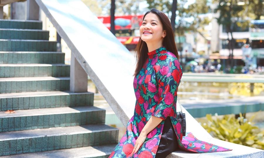 Kim Ngân 'Người đàn bà yếu đuối' chúc mừng sinh nhật báo Ngoisao.net