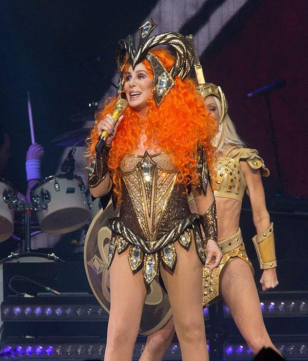 Từ năm 2017 đến nay, bà cũng có tour diễn cố định với 102 concert ở nhà hát Park MGM, Las Vegas. Doanh thu các đêm diễn từ tháng 2/2017 đến tháng 11/2018 đạt gần 42 triệu USD.