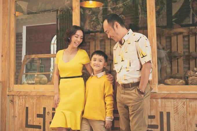 Trong cuộc sống, Thu Trang luôn dạy con trai lễ nghĩa, yêu thương ông bà và những người xung quanh. Tôi mong Andysau nàytrưởng thành hay làm bất cứ công việc gì, convẫn luôn yêu thương, trân quý gia đình như bây giờ.