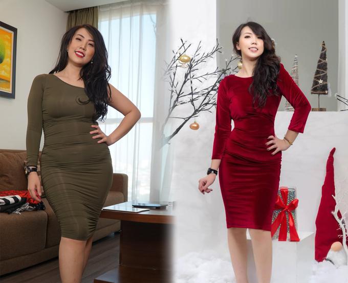 Hành trình giảm cân sau tái béo của Quán quân Bước nhảy ngàn cân Thanh Huyền - 2