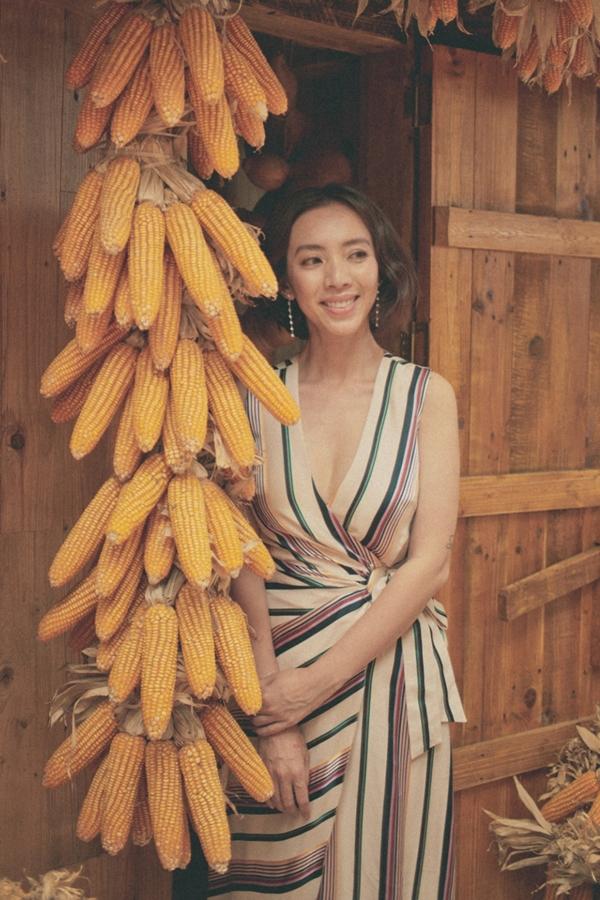 Hiện Thu Trang bắt tay thực hiện một dự án phim điện ảnh mới có chủ đề về gia đình.