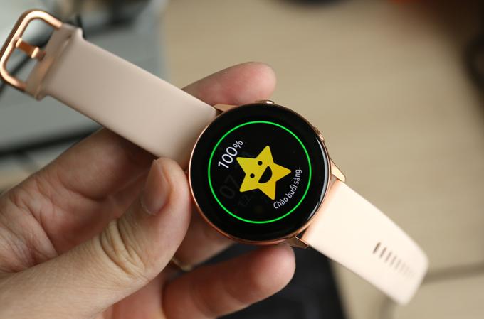 Galaxy Watch Active - 9