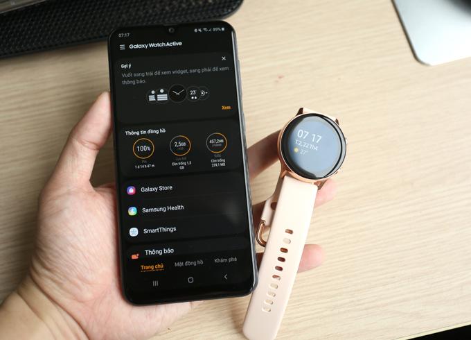 Galaxy Watch Active - 7
