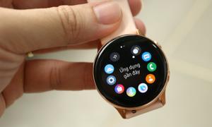 Galaxy Watch Active thiết kế mới, giá 5,5 triệu đồng