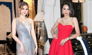6 mỹ nhân Việt mặc đẹp nhất tuần