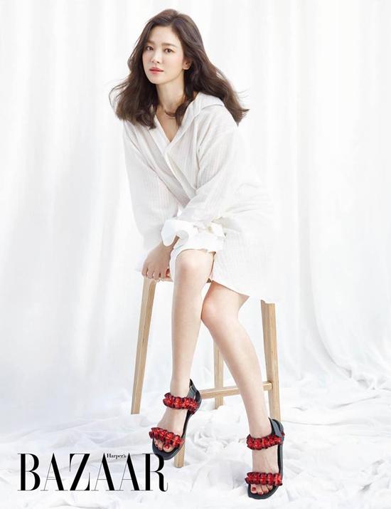 Sau bộ phim Boyfriend đóng năm ngoái, Song Hye Kyo vẫn chưa nhận lời đóng phim mới.