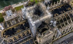 Phục dựng Nhà thờ Đức Bà Paris có thể tốn 3,3 tỷ USD