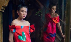Kha Mỹ Vân diện váy mùa hè của Vũ Ngọc và Son