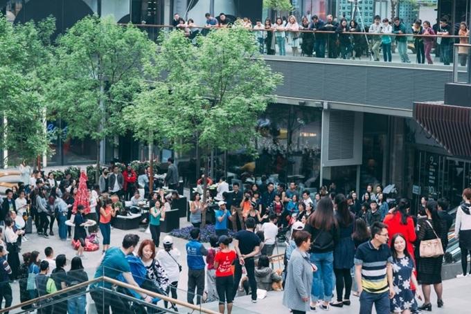 Khu phố hút trai xinh gái đẹp nhất Bắc Kinh - 2
