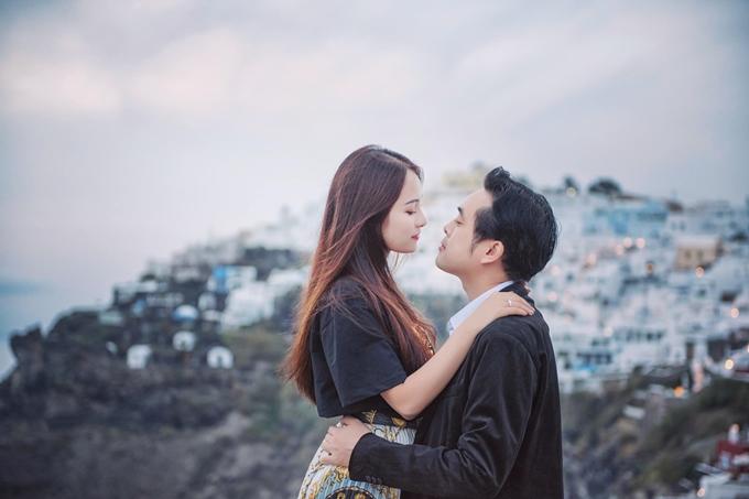 Dương Khắc Linh và Sara Ngọc Duyên trải qua 8 tháng hẹn hò.