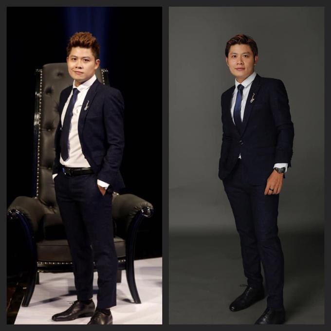 Sau một tháng thay đổi thực đơn ăn uống, Nguyễn Văn Chung giảm thành công 6 kg.