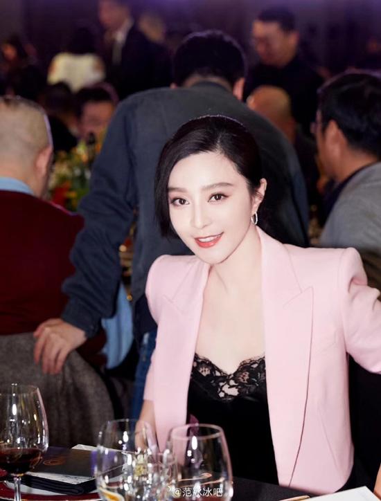 Băng Băngtrẻ trung, rạng rỡ. Một nguồn tin cho hay, cô sẽ sớm trở lại màn ảnh với phimTha sát của đạo diễn Tào Bảo Bình.