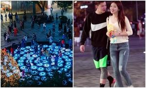 Khu phố hút 'trai xinh gái đẹp' nhất Bắc Kinh