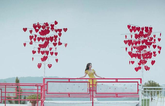 Truy tìm cây cầu trái tim ở Đà Lạt - 2