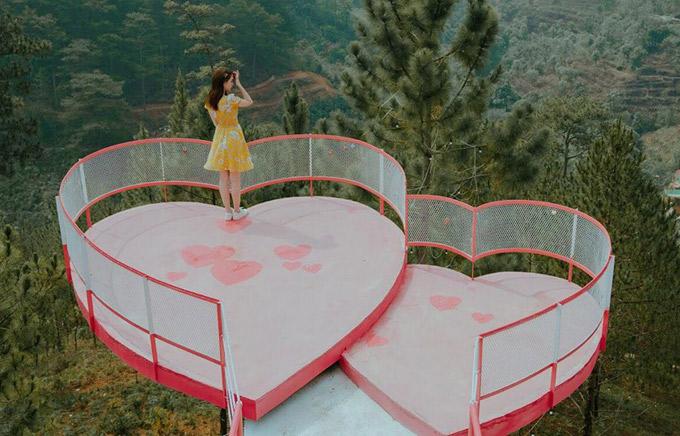 Truy tìm cây cầu trái tim ở Đà Lạt - 3
