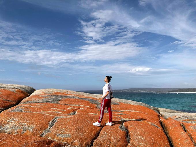 Tasmania là bang đảo duy nhất của Australia.