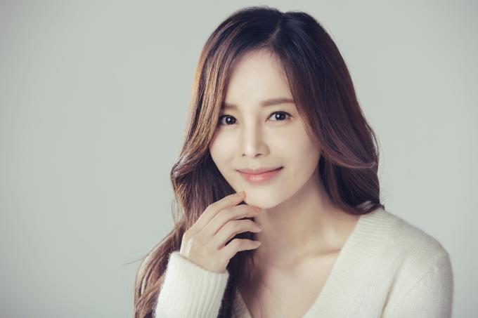 Nữ diễn viên Lee Young Ah trong bộ phim nổi tiếng