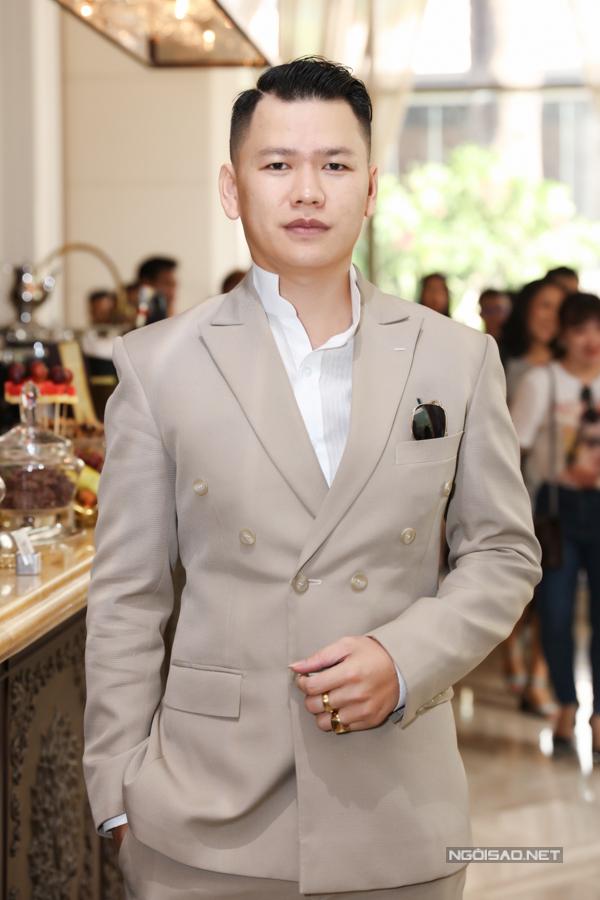 Nhà thiết kế Hoàng Minh Hà.