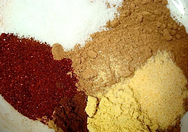 Đổi vị với sườn ướp bột ca cao nướng - 3